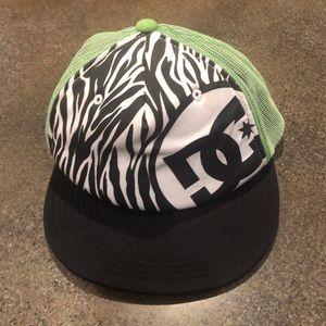 DC Zebra Print Hat